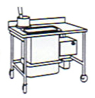 Breading Table Schematic